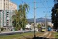 Sarajevo Tram-201 Line-3 2011-10-16 (6).jpg