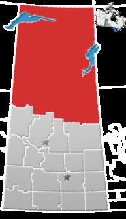 Division No. 18, Saskatchewan Census division in Saskatchewan in Canada
