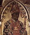 Sassetta, madonna col Bambino e quattro santi, dettaglio 03.jpg