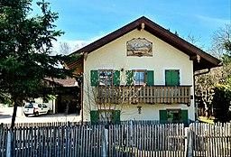 Sauerlacher Straße in Oberhaching