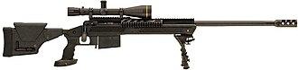 Savage 110 BA - Savage 110 BA