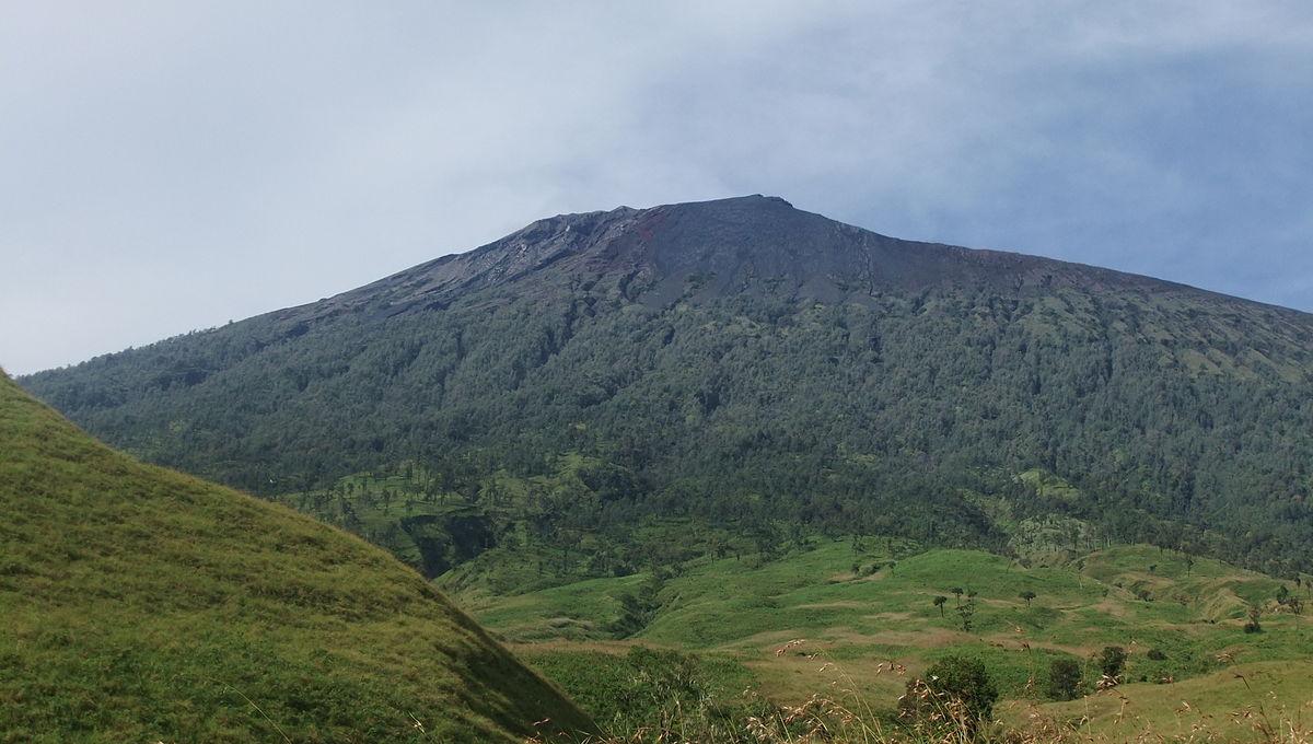 Gunung Rinjani  Wikipedia bahasa Indonesia, ensiklopedia bebas