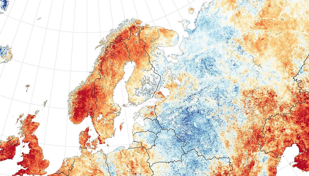 waldbrände italien karte Waldbrände in Schweden 2018 – Wikipedia