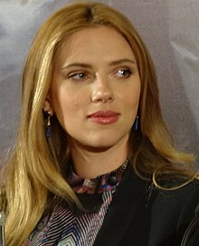 Scarlett Johansson - Captain America 2 press conference (cropped).jpg