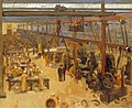 Scene at a Clyde Shipyard, Messrs. William Beardmore & Co. (37859065884).jpg