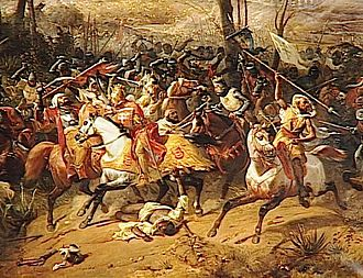 Battle of Arsuf - Image: Schlacht von Arsuf