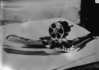 John Flammang Schrank - Image: Schrank Revolver