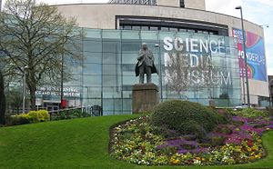 National Science and Media Museum - Image: Science and Media Museum Bradford 24 April 2017 02