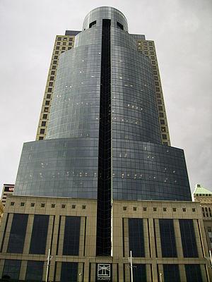 Scripps Center - Image: Scripps Building