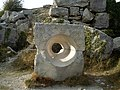 Sculpture at Tout Quarry Portland - geograph.org.uk - 468783.jpg