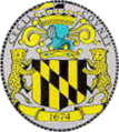 Seal of Cecil County, Maryland (1674–1968).png