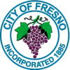 Official seal of Fresno, California