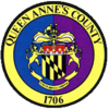 Official seal of Queen Anne's County