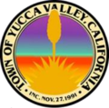 Seal of Yucca Valley, California.png