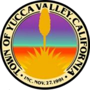 Yucca Valley, California - Town of Yucca Valley, CA seal