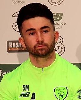 Sean Maguire (footballer) Irish professional footballer (born 1994)