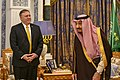 Secretary Pompeo Meets With Saudi King Salman (32862946588).jpg