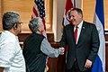 Secretary Pompeo Meets with Nicaraguan Diaspora and Opposition Representatives (49430184853).jpg
