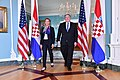 Secretary Pompeo meets with Croatian FM Buric (29703018587).jpg