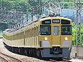 Seibu 2000 series Haijima Rapid 20100518.jpg