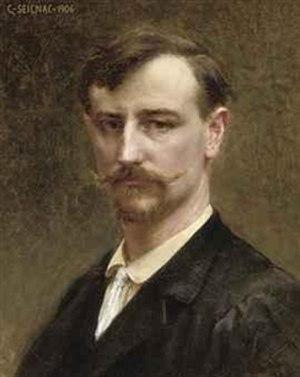 Guillaume Seignac - Self-portrait, 1906