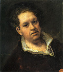 Self-portrait at 69 Years by Francisco de Goya.jpg