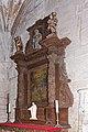 Semur en Auxois-Collégiale Notre Dame-Retable de la Chapelle Saint Claude-20110304.jpg