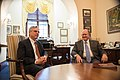 Senator Coons meets with Judge Garland (26202669272).jpg