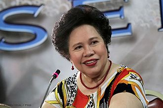 University of the Philippines Visayas - Miriam Defensor Santiago