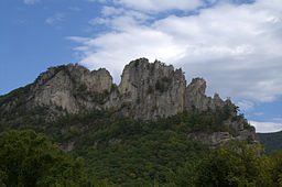 Seneca Rocks West Virginia USA.jpg