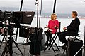 Senior Policy Advisor Hook Speaks to NBC News Chief for Foreign Affairs Mitchell in Vancouver (27951567099).jpg