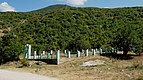 Serbian military cemetery from 1WW by Skočivir (српско војно гробље поред села Скочивир, Македонија).jpg