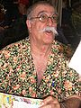 Sergio Aragonés at WonderCon 2009 2.JPG
