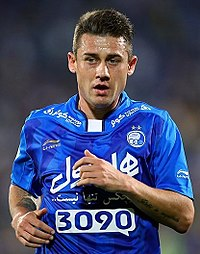 Server Djeparov playing for Esteghlal against Tractor Sazi 02.jpg