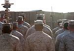 Servicemembers pay tribute to fallen British hero, decommission Dwyer Memorial 120730-M-PH863-002.jpg