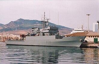 Serviola-class patrol boat - Image: Serviola P71