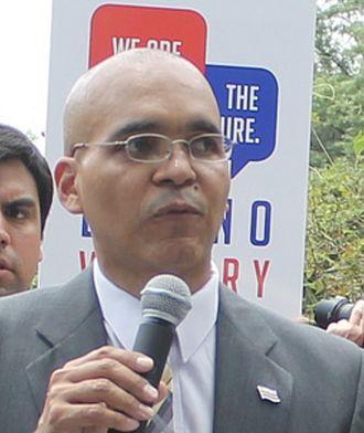 Shadow congressperson - Franklin Garcia