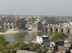 Shahi bridge, Jaunpur