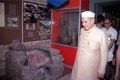 Shankar Dayal Sharma Visits Indian Heritage Exhibition - Dedication Ceremony - CRTL and NCSM HQ - Salt Lake City - Calcutta 1993-03-13 232-00.tif
