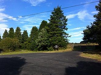 Shannon Pot - Image: Shannon Pot, entrance gate