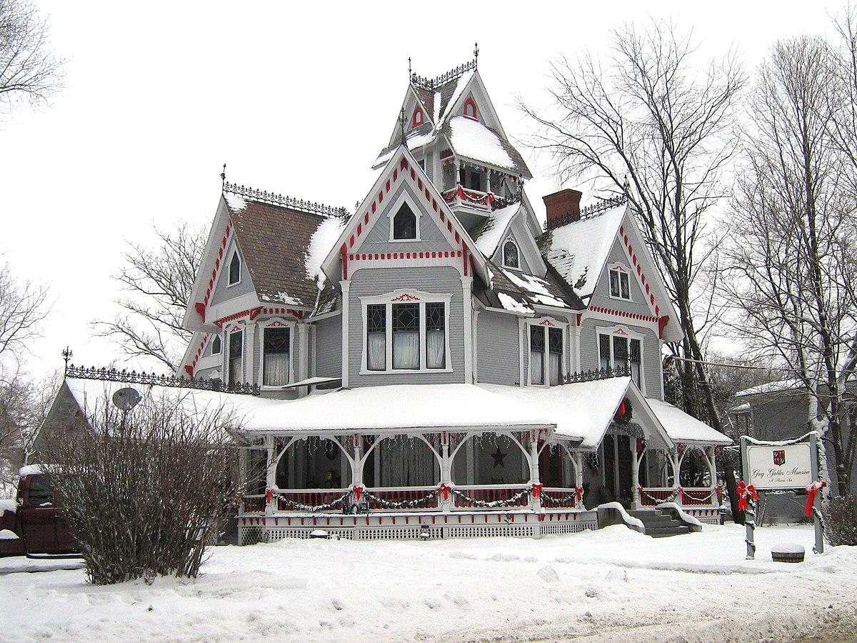 Sheldon Boright House Wikipedia