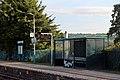 Shelter on platform 1, Pen-y-ffordd railway station (geograph 4032634).jpg