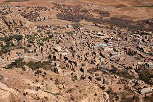 Kawkaban - View from Jabal Haraz