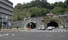 Shin-Takeoka Tunnel and Takeoka Tunnel.JPG