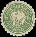 Siegelmarke Bürgermeister-Amt Kürten Kreis Wipperfürth W0383820.jpg