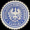 Siegelmarke Königliche Eisenbahn Direction Breslau - Kanzlei W0212929.jpg