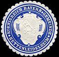 Siegelmarke Koenigreich Bayern - Gemeinde Hettenleidelheim W0235161.jpg