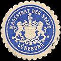 Siegelmarke Magistrat der Stadt Lüneburg W0215733.jpg