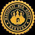 Siegelmarke Magistrat der Stadt Rehburg W0212794.jpg
