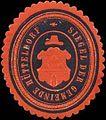 Siegelmarke Siegel der Gemeinde Hütteldorf W0319913.jpg